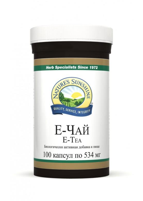 Е-чай