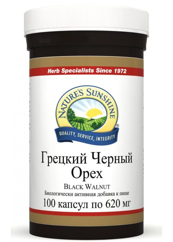 Грецкий черный орех