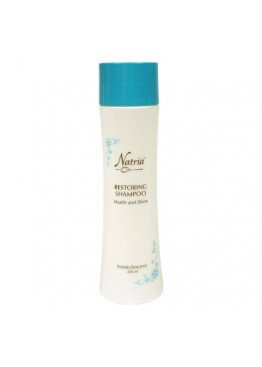 Восстанавливающий шампунь New!Restoring Shampoo «Health and Shine»